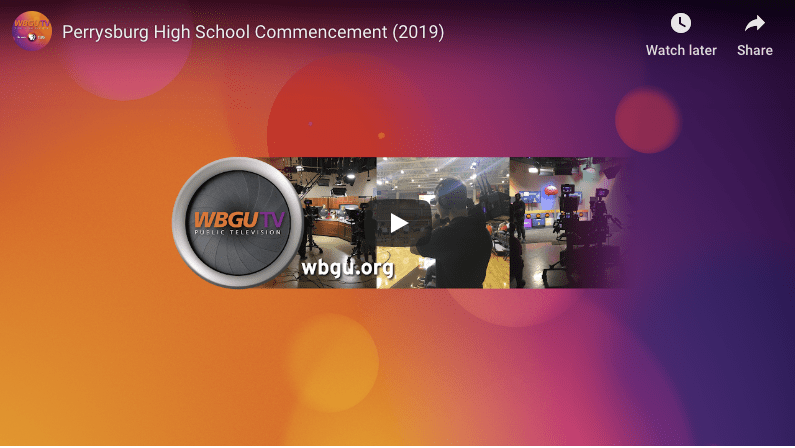 Perrysburg High School's Commencement Ceremony 2019
