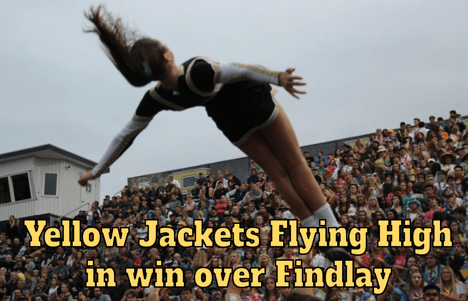 Jackets flying high after Findlay game victory