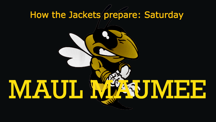How the Jackets prepare for 'Maumee week'