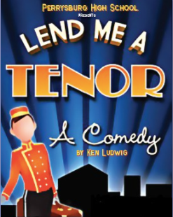 """Lend Me a Tenor"" strikes a high note with audiences"