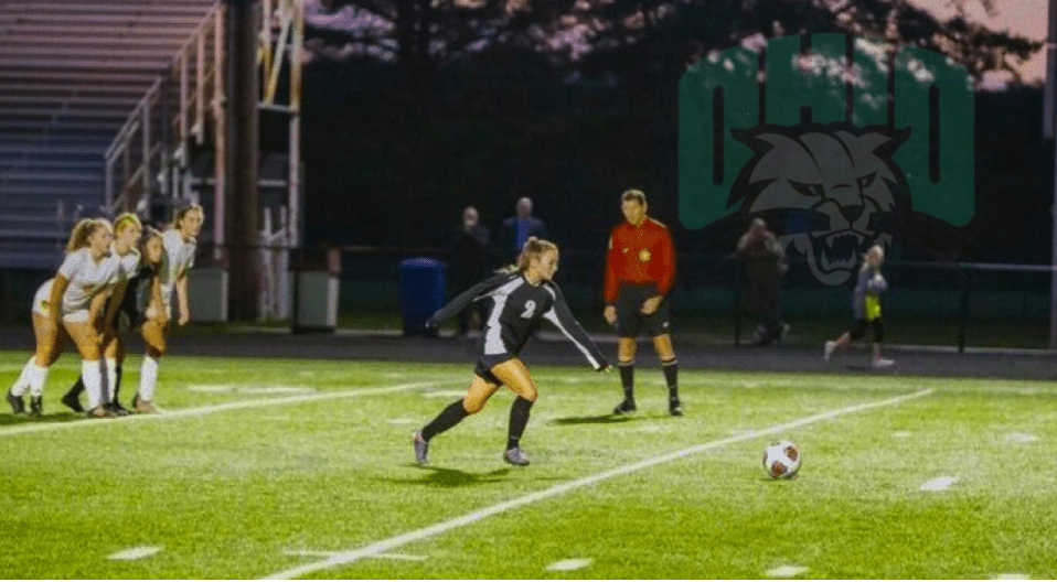 Rayann Pruss commits to Ohio University for soccer