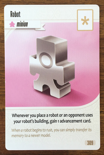 Charterstone Robot