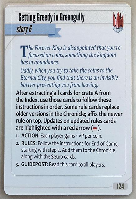 Charterstone Card 124