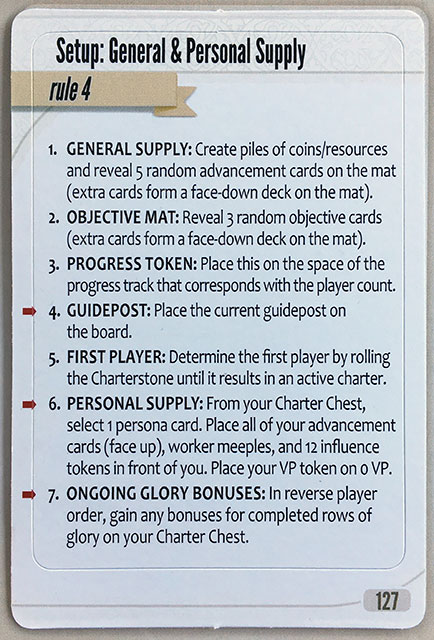 Charterstone Card 127
