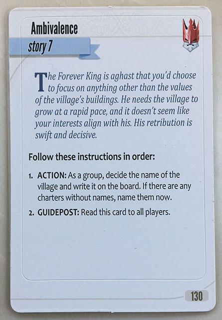 Charterstone Card 130