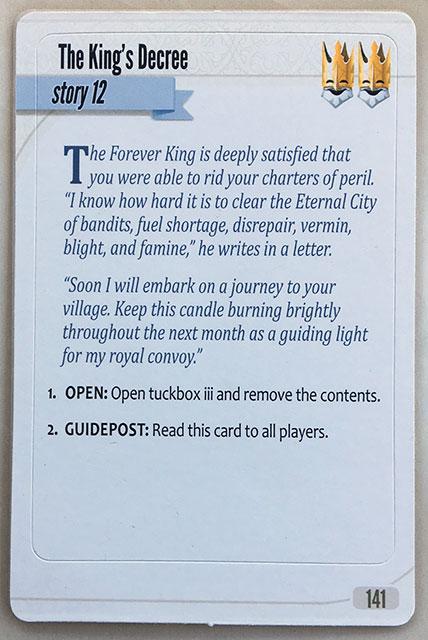 Charterstone Card 141