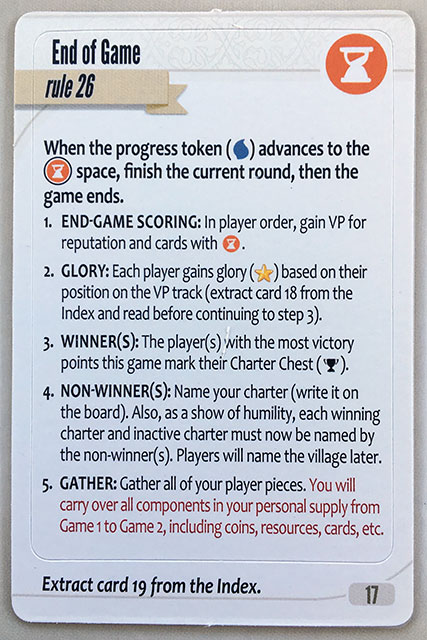 Charterstone Card 17