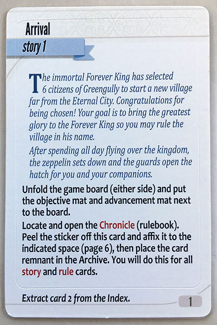 Charterstone Card 1