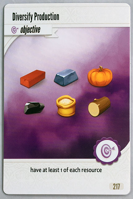 Charterstone Card 217