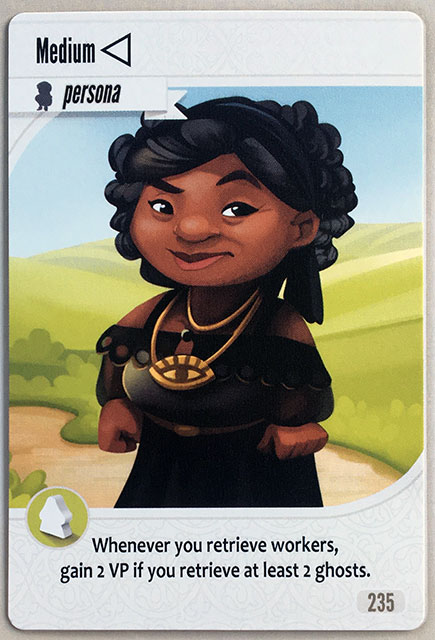 Charterstone Card 235