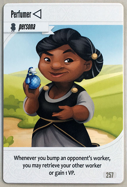 Charterstone Card 257