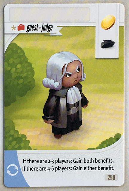 Charterstone Card 290