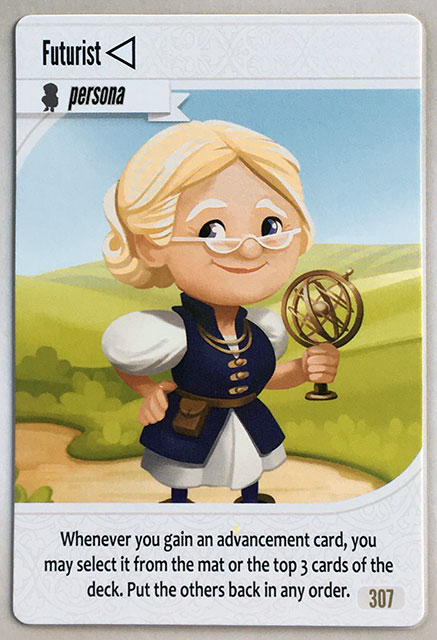 Charterstone Card 307