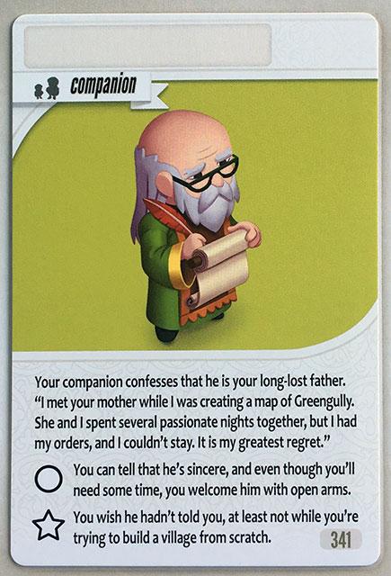Charterstone Card 341