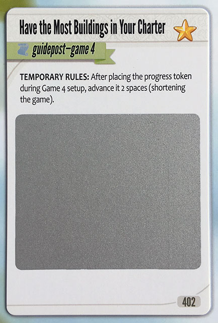 Charterstone Card 402