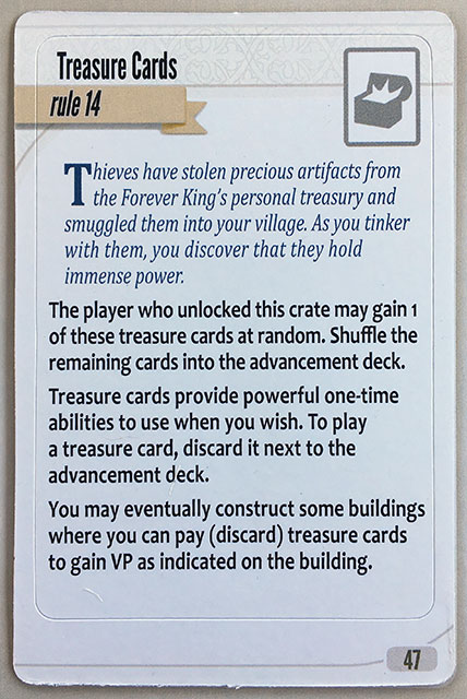 Charterstone Card 47