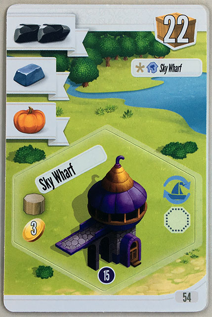 Charterstone Card 54