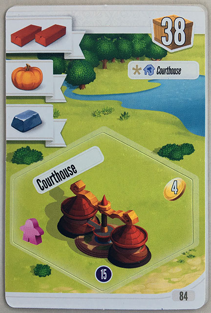 Charterstone Card 84