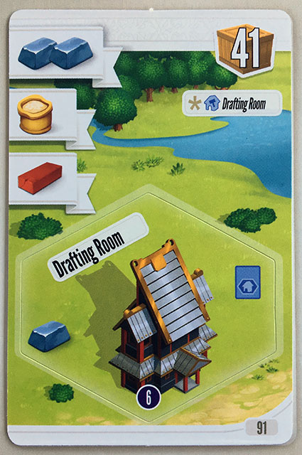 Charterstone Card 91