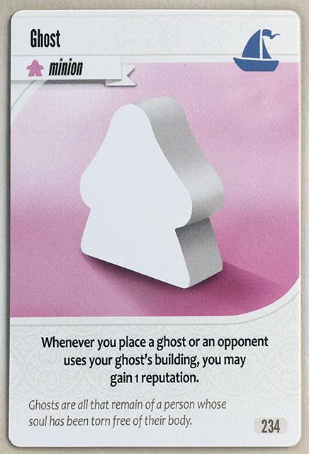 Charterstone Card 234