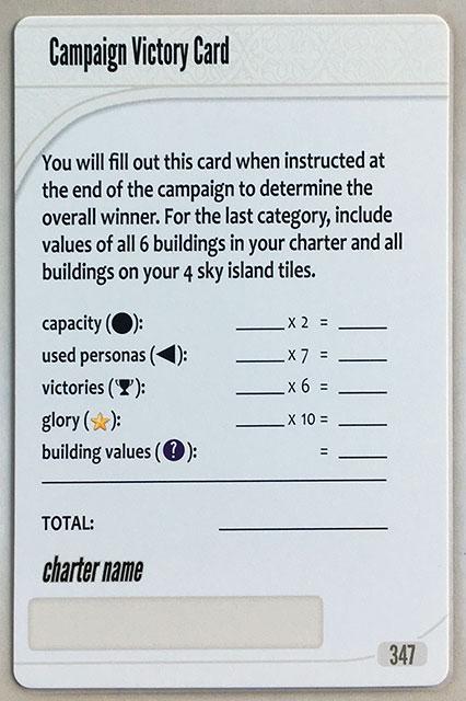 Charterstone Card 347