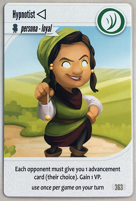 Charterstone Card 363