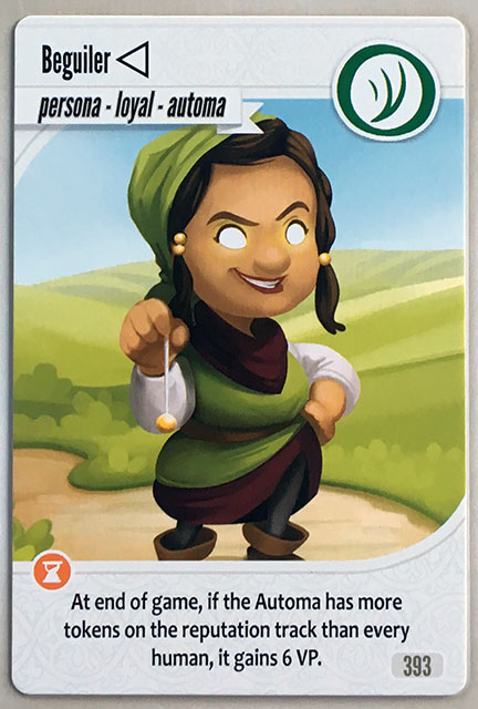 Charterstone Card 393