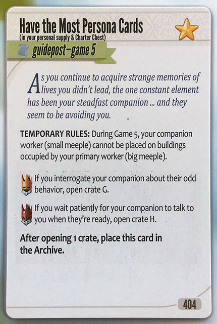 Charterstone Card 404 Revealed