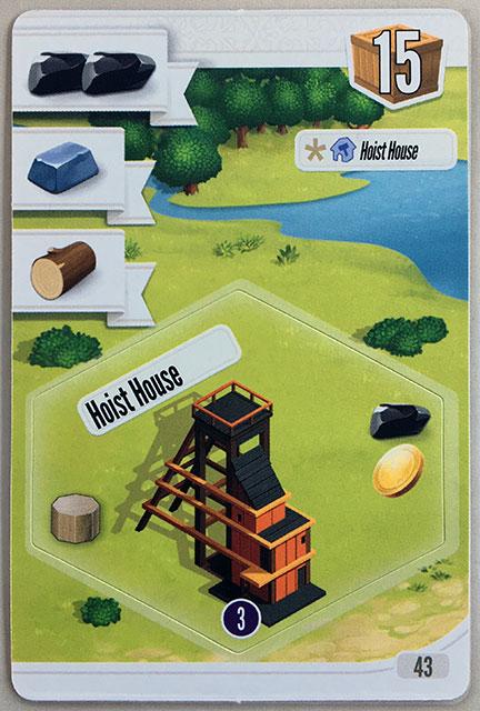 Charterstone Card 43