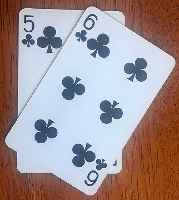 Euchre Scoring Cards