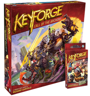 Keyforge Boxes
