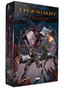 Legendary Villains Box