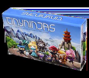 Tiny Ninjas Box