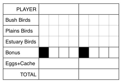 Wingtip Score Card Take 2