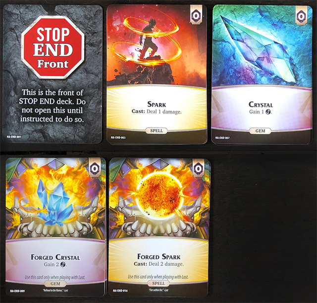 Aeon's End: The New Age - End Deck