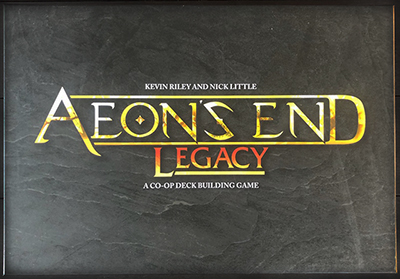 Aeon's End: Legacy - Box
