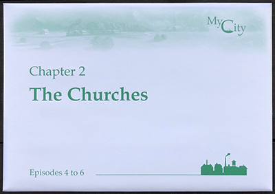 My City: Chapter 2 Envelope