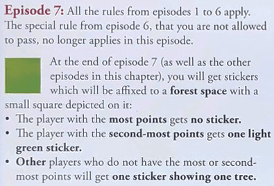 End of Episode 7 Stickers