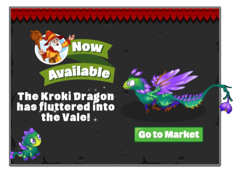 Kroki Dragon Announcement