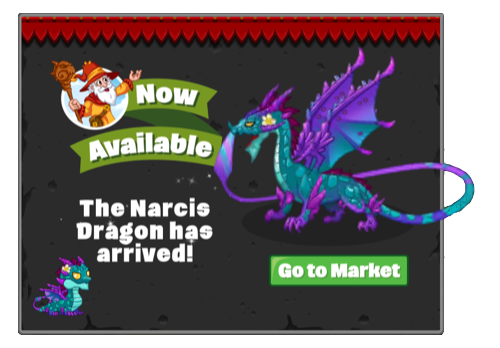 Narcis Dragon Announcement