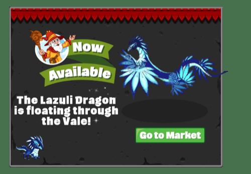 Lazuli Dragon Announcement