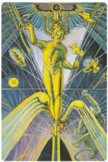 Thoth Tarot Major Arcana