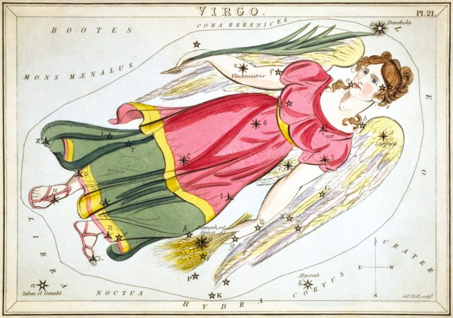 Virgo Biblical Astrology