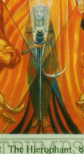 thoth hierophant