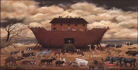 Noahs- Ark-symbology