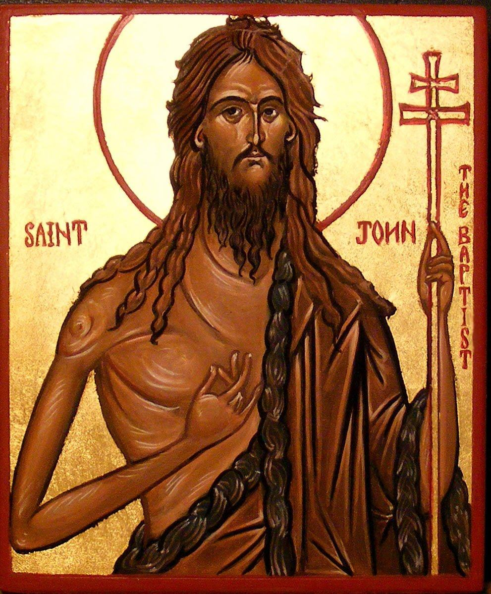 beheading of john the baptist esoteric meanings