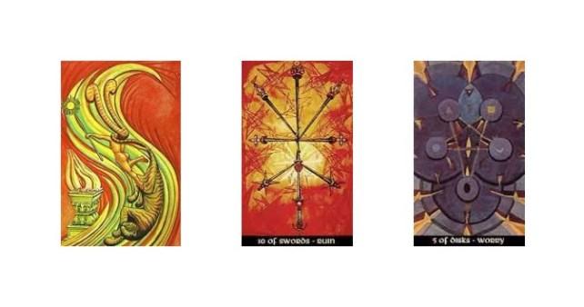 Interpreting A Celtic Cross Tarot Spread