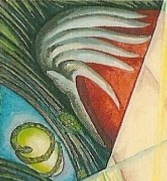 thoth hermit tarot card