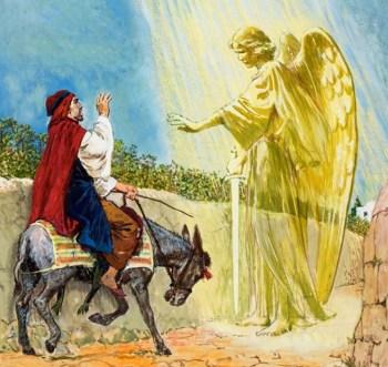 Balaam The Mystic Dr Randolph Stone