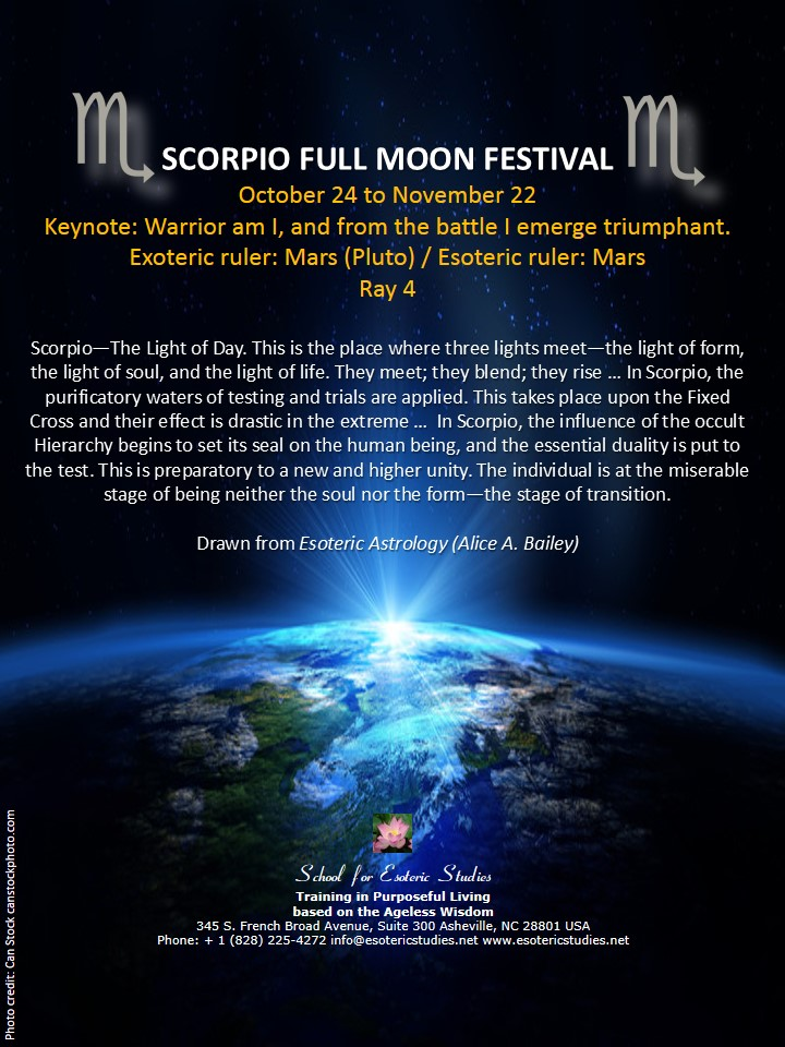 Pearls Of Wisdom Full Moon Festivals School For